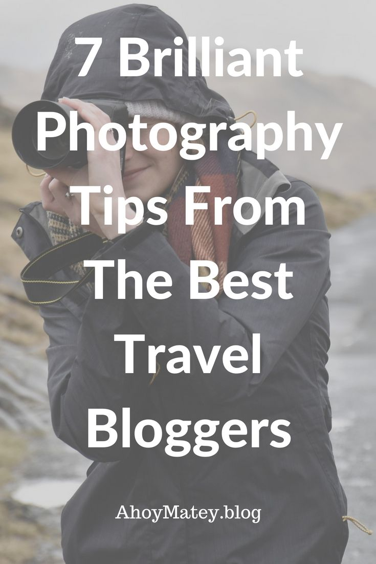 Travel photography is an important skill for a travel blogger to possess. So I asked my favourite travel bloggers for their best travel photography tips. Click to find out what they said. #travel #photography #travelbloggers #photographytips