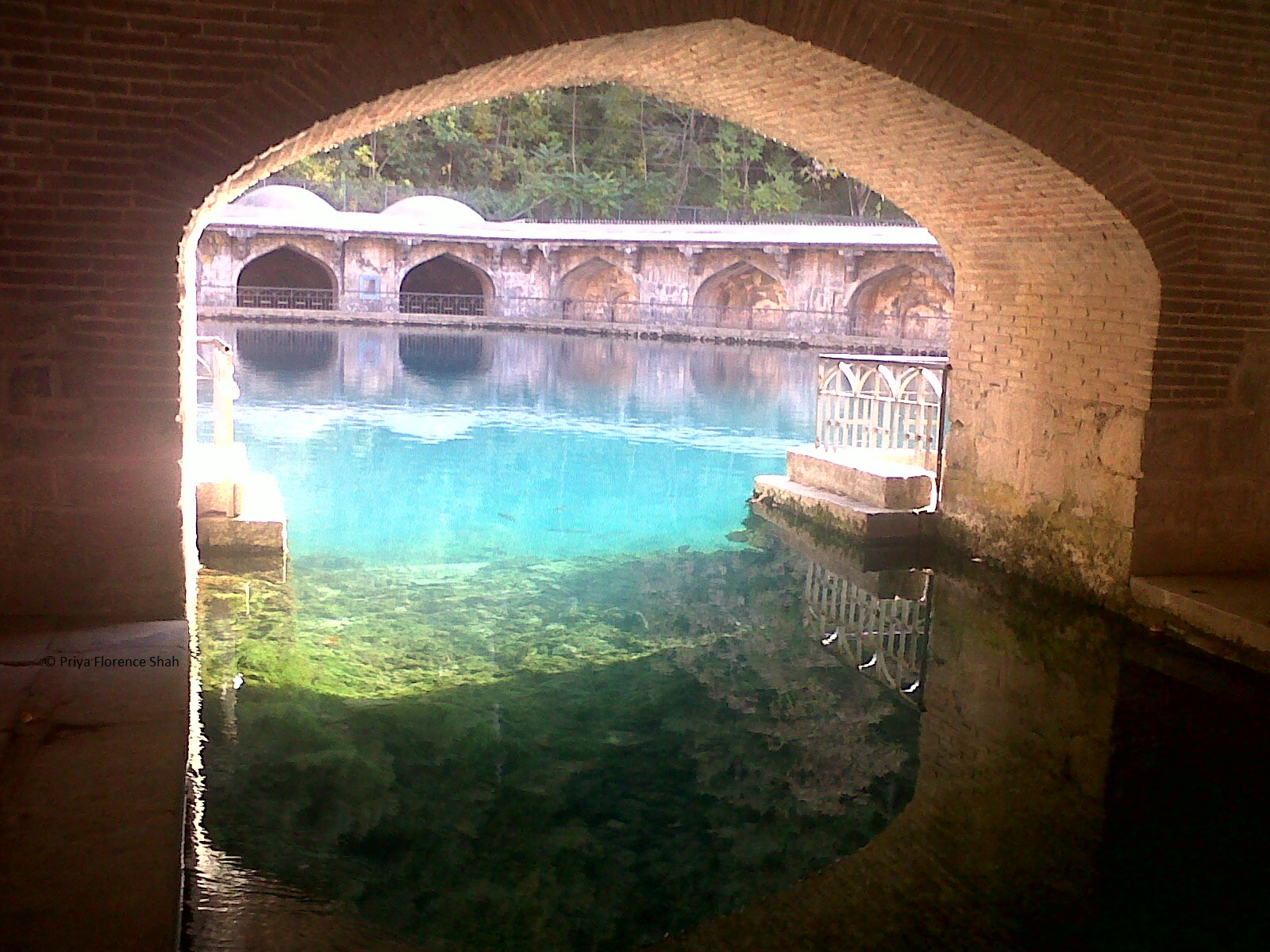 Verinag Springs, Kashmir: Origin Of The Jhelum