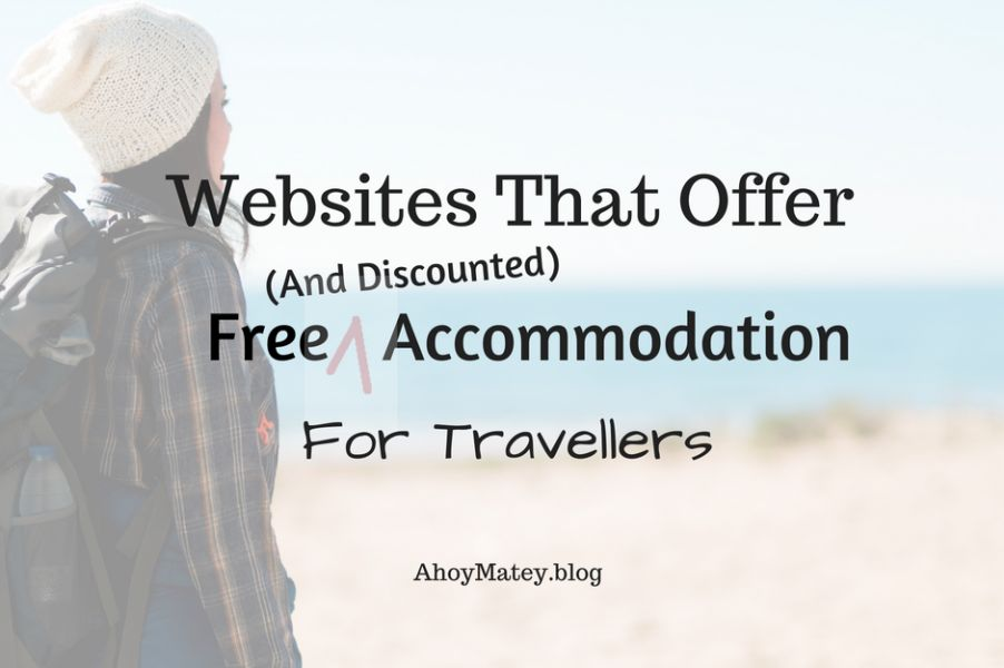 7 Websites That Offer Free (And Discounted) Accommodation For Travellers