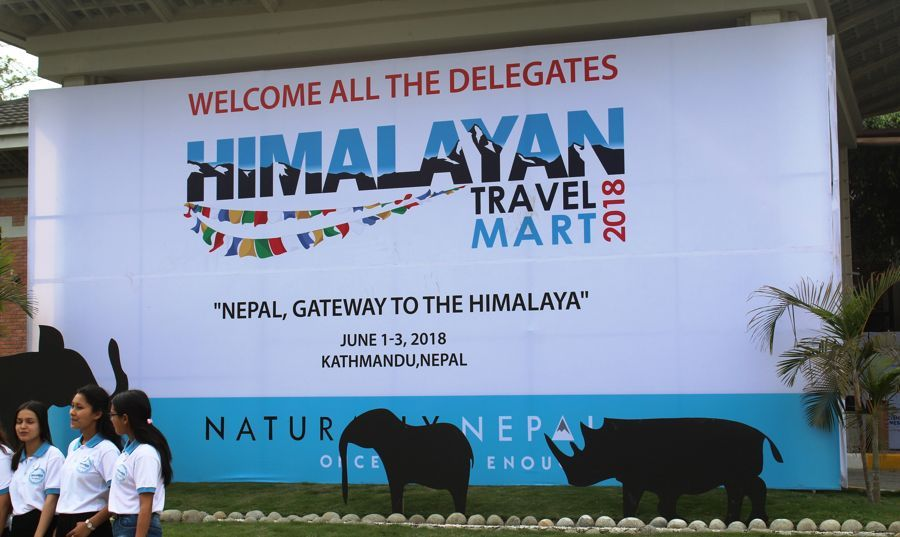 The Himalayan Travel Mart 2018: Nepal, The Gateway To The Himalayas