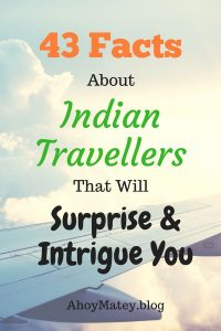 43 intriguing facts about Indian outbound travellers