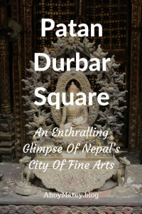 Patan, the city of fine arts, is one of 3 royal cities in the Kathmandu valley