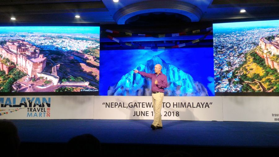 International Travel Bloggers And Media Conference (ITBMC) In Kathmandu