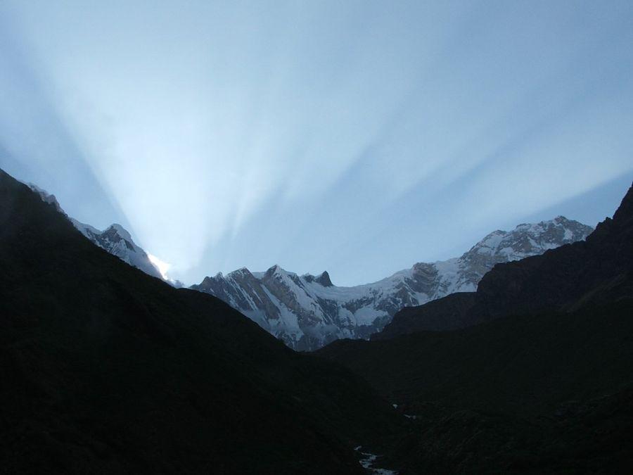 Annapurna Base Camp trek from Kathmandu