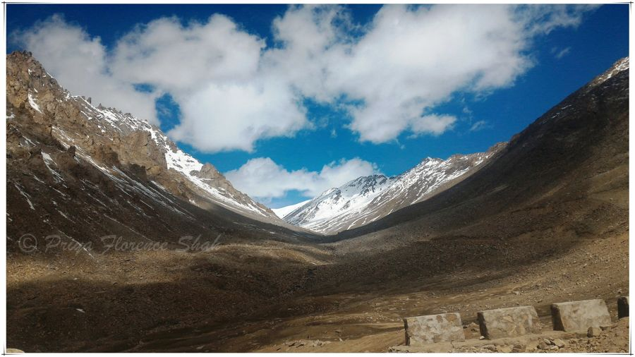 Magnificent views everywhere you look in Ladakh