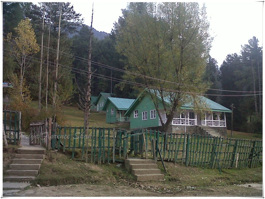 Our cosy cottage in Pahalgam
