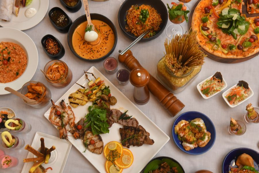 A representative image of the food at the Park Hyatt Goa Resort and Spa