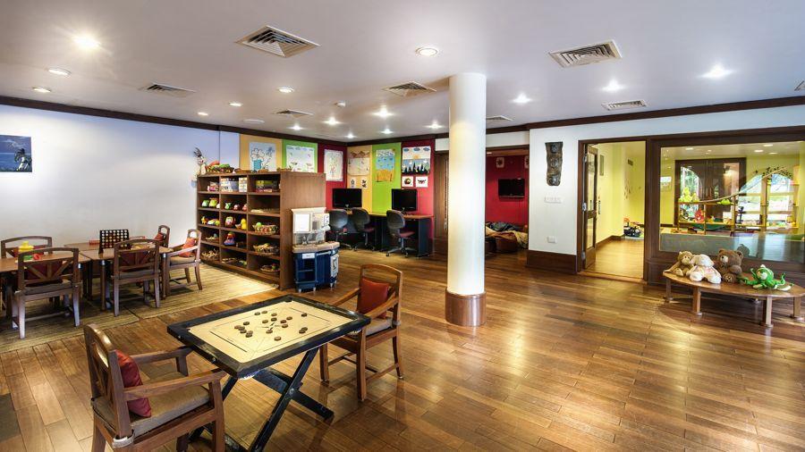 Camp Hyatt - the kids activity center at Park Hyatt Goa Resort and Spa
