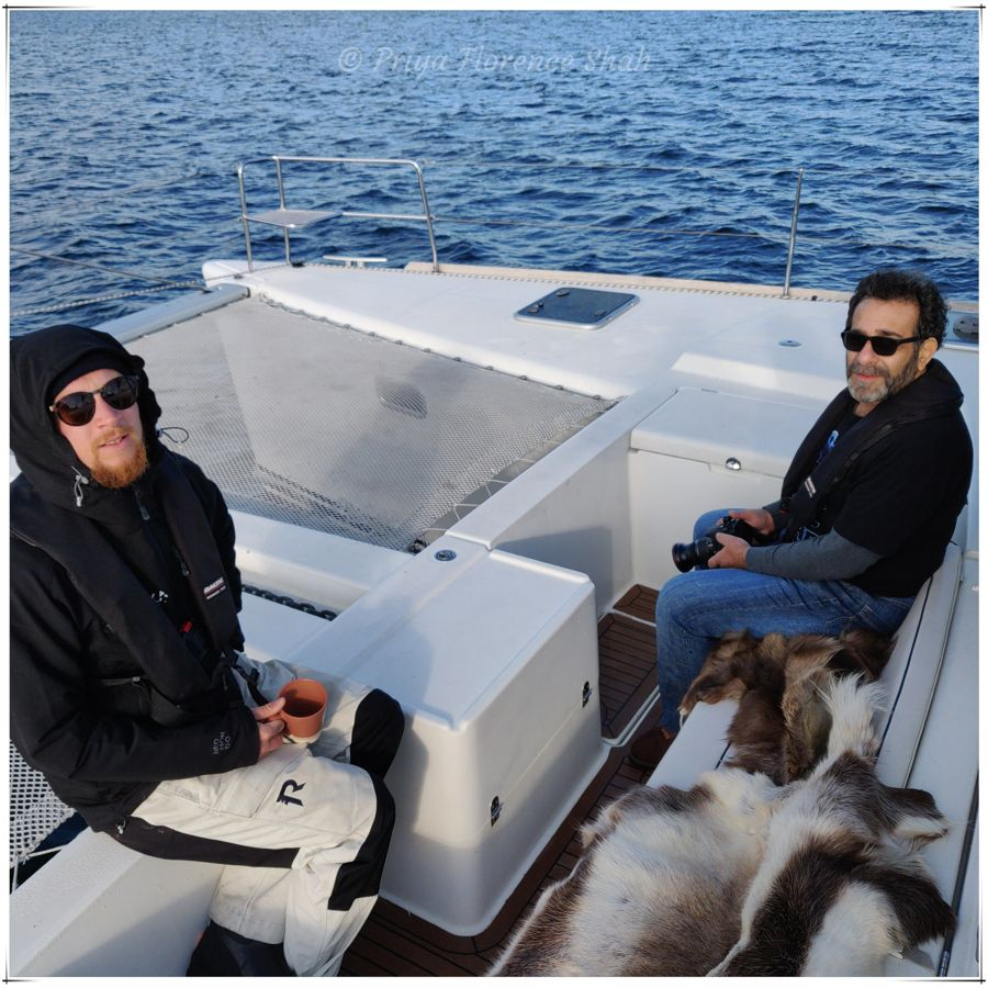 Jonas and Arun