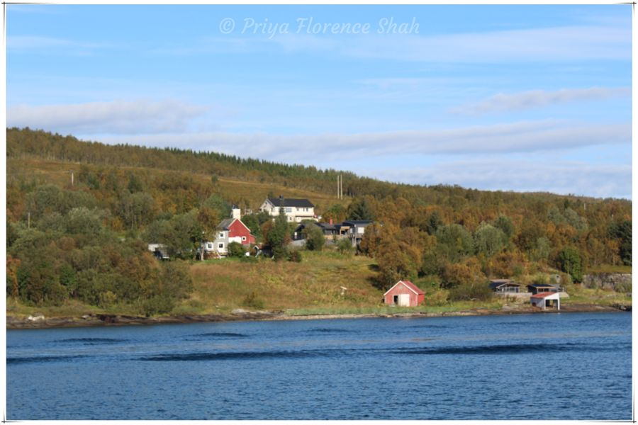Norway in the autumn