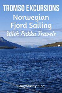 Tromsø Excursions - Norwegian Fjord Sailing With Pukka Travels