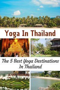 Yoga In Thailand: The 5 Best Yoga Destinations In Thailand