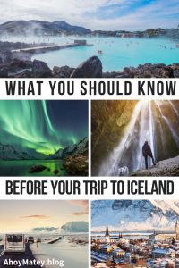 What You Should Know Before Your Trip To Iceland