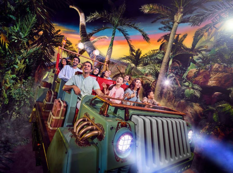 IMG Worlds Of Adventure, Dubai